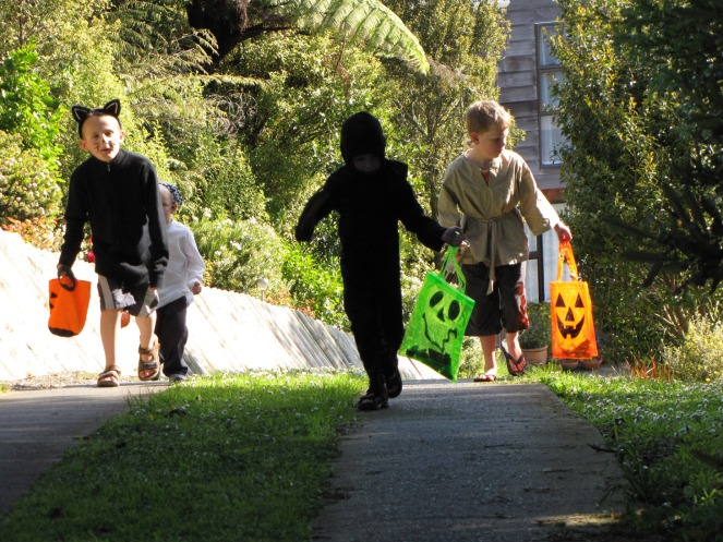 web halloween